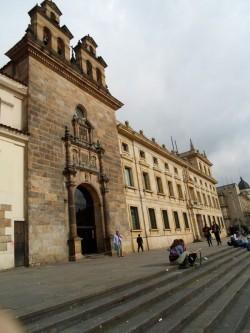 Capilla del Sagrario de la Catedral de Bogotá