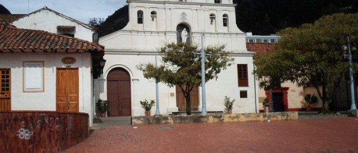 Iglesia de Nuestra Señora de Las Aguas