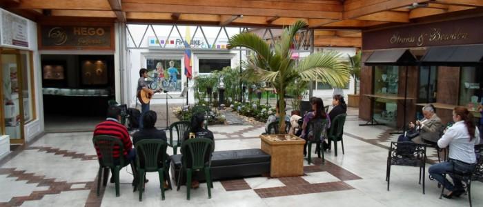 Centro Comercial Santa Bárbara