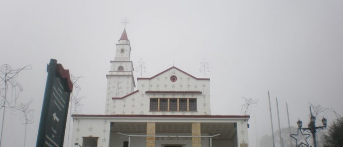 El Santuario de Monserrate