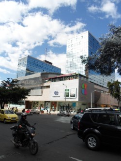 Centro Comercial Avenida de Chile