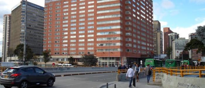 El Hotel Crowne Plaza Tequendama