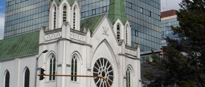 Iglesia de la Porciuncula