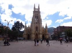 La Iglesia De Nuestra Señora De Lourdes